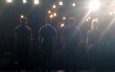 Thoughts from the Stage…. [title of show]